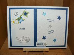Kreativreport: Babykarten