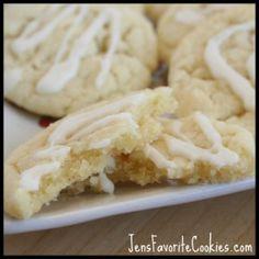 Orange Sugar Cookies | Jen's Favorite Cookies | Recipes & Photos