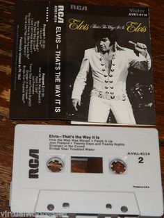 Elvis rare That's The Way It Is 1970 AYK1-4114 #elviscollectible #elvisrare
