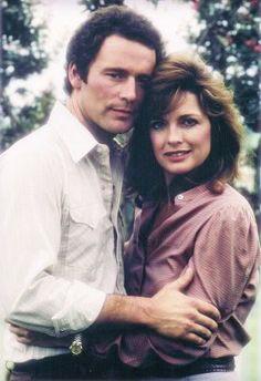 "Dusty and Sue Ellen from original ""Dallas"" Dallas Series, Dallas Tv Show, Great Tv Shows, Old Tv Shows, Spin, Linda Gray, Star Actress, Kino Film, Texas"