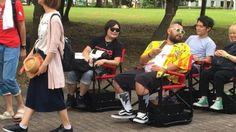 Un autre gadget pour prendre du poids | Nissan a présenté son fauteuil intelligent Pro-PILOT, qui «élimine l'ennui et l'effort physique de faire la queue (...) à la porte d'un restaurant». | La Presse