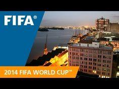 Tchê! É assim que a Fifa apresenta a cidade Porto Alegre para o mundo!  World Cup Host City: Porto Alegre Jamilcredi Consignados na torcida!