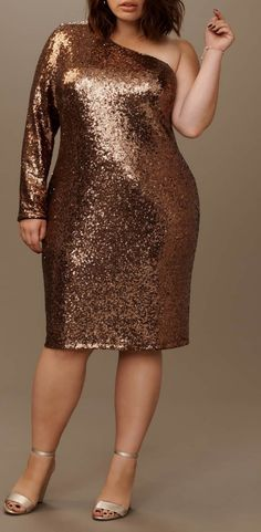 24 Plus Size Sequin Dresses – Plus Size Holiday Party Dress – Plus Size Fashion … Plus Size Sequin Dresses, Plus Size Party Dresses, Dress Plus Size, Types Of Dresses, Trendy Dresses, Plus Size Dresses, Plus Size Outfits, Plus Size Holiday Dresses, Plus Size Fashion Dresses