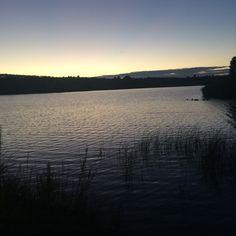 Lago de Arcos de La Frontera