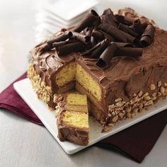 Stunning Layer Cake