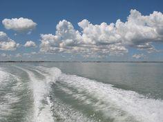 Marina Punta Faro from the boat, Lignano Sabbiadoro, Udine, Italy. #lignanosabbiadoro #mare #vacanze #holiday #see #summer #apartment #relax #tempolibero #sun #isolaterramare
