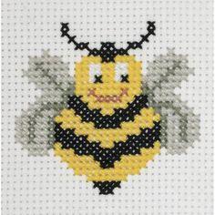 Janlynn Love Bug mini - Beginner Cross Stitch Kit - 123Stitch.com