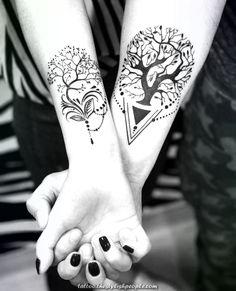 kitchen ideas – New Ideas Pair Tattoos, Top Tattoos, Mini Tattoos, Body Art Tattoos, Small Tattoos, Sleeve Tattoos, Tatoos, Couples Hand Tattoos, Couples Tattoo Designs