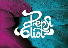 Logotype for Pepsi Eliot Pepsi, Logos, Typography, Neon Signs, Behance, Gallery, Letterpress, Letterpress Printing, Roof Rack