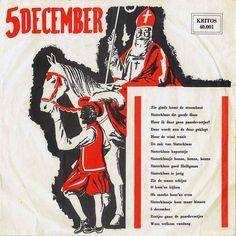 Sinterklaas 'vinyl'