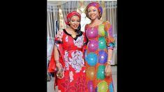 100 AFRICAN DRESSES: MOST BEAUTIFUL ANKARA AND ASO EBI STYLES FOR LIFEST... Long Ankara Dresses, Ankara Skirt And Blouse, African Print Dresses, African Fashion Dresses, African Dress, Aso Ebi Styles, Ankara Styles, Front Design, Most Beautiful