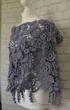 Oversized sjaal Lace omslagdoek gebreide sjaal Grijs omslagdoek omslagdoek gehaakte bruiloft sjaal driehoek sjaal sjawls Gift voor haar warme sjaal Cashmere omslagdoek dames sjaal Boho sjaal gehaakte omslagdoek gebreide sjaal Warme sjaal gehaakte uit wol (katoen) garen in de techniek van