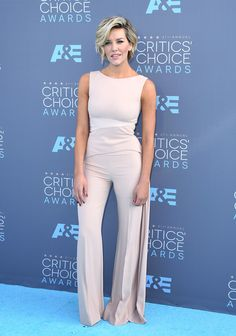 Charissa Thompson Photos - TV personality Charissa Thompson attends the Annual Critics' Choice Awards at Barker Hangar on January 2016 in Santa Monica, California. - The Annual Critics' Choice Awards - Arrivals Charissa Thompson, Critic Choice Awards, Critics Choice, Tv Presenters, Dressed To Kill, Looking Stunning, Elie Saab, Celebrity Style, Cool Outfits
