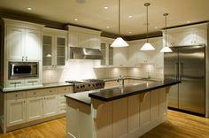 Iluminatul interior al locuintei: scheme de iluminat si idei de amenejare care folosesc lumina ca element de decor.