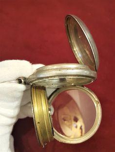 Key winding Pocket Watch