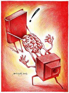 Kitap ve tv