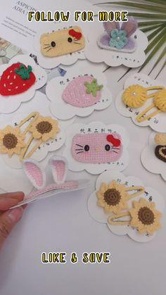 Crochet Jewelry Patterns, Crochet Hair Accessories, Crochet Basket Pattern, Crochet Patterns Amigurumi, Crochet Designs, Crochet Dolls, Crochet Clothes, Crochet Accessories Free Pattern, Crochet Gifts