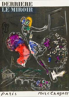 Chagall. La Nuit a Paris. — Windsor Fine Art
