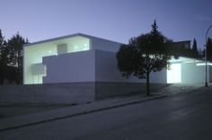 Youth Centre in Montefrio / Ramón Fernández-Alonso