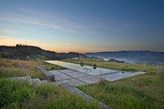 Bernard Trainor — Marin County, California  Garden Design Calimesa, CA