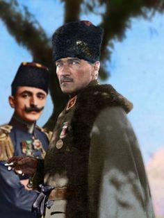 Enver paşa Mustafa Kemal Atatürk