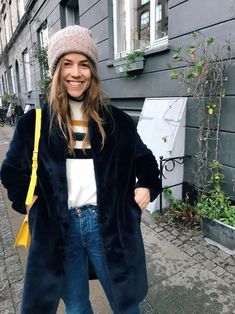 Et outfit og en tak (Trine's Wardrobe) Fall Winter Outfits, Autumn Winter Fashion, Autumn Style, Winter Wear, Closed Jeans, Mode Inspiration, Happy Campers, Fashion Outfits, Womens Fashion