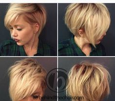 Idée Tendance Coupe & Coiffure Femme 2018 : 30 Stylish Short Hairstyles for Girls and Women: Curly Wavy Straight Hair PoPular Haircuts Pretty Hairstyles, Straight Hairstyles, Stylish Hairstyles, Hairstyle Ideas, Hair Ideas, Hairstyles 2016, Pinterest Hairstyles, Short Hairstyles For Girls, Short Haircuts Women