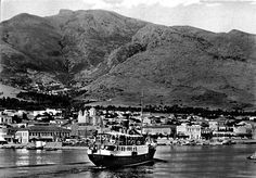 RENA uploaded in ΠΑΛΙΑ  ΑΚΤΟΠΛΟΪΚΑ ΕΠΙΒΑΤΗΓΑ: [B]Copyright : Γεώργιος Λυκουρόπουλος[/B]  Κάρυστος 1955, το πλοίο Ρένα.