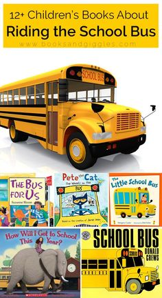 These children's books about riding the school bus will help kids understand…