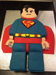 Lego superman..