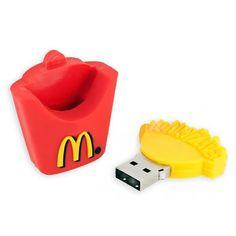 Clé USB frites Macdo