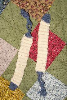 Knitted Garters From Godey S Lady S Book Pattern