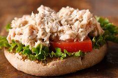 Herbed Tuna Salad Sandwich Recipe