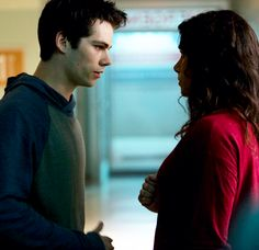 #TeenWolf - Stiles and Melissa from #5x11