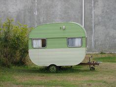 vintage caravan   Flickr - Photo Sharing!