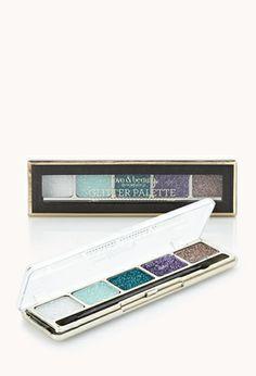 Glitter Eye Shadow Palette   FOREVER 21 - 1000066441