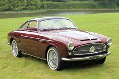 1954 Fiat 1100 TV Carrozeria Allemano Torino.