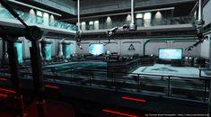 The 'Center' - Laboratories by ThoRCX on DeviantArt