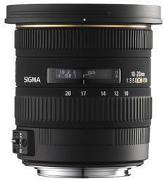 Sigma 10-20mm F3,5 EX DC HSM