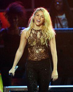 Shakira @Matty Chuah 12th Annual Latin GRAMMY Awards - Show