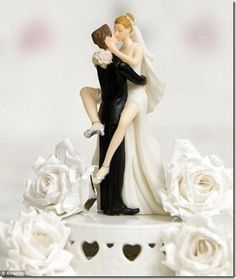i want this on the top of my wedding cake :)