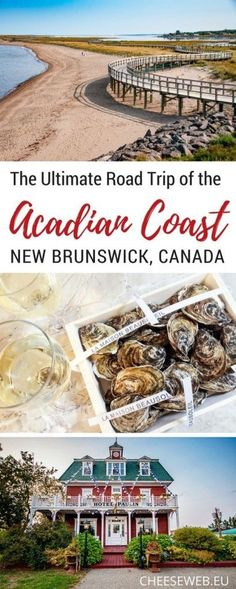 From Miscou Island on the Acadian Peninsula to Murray Beach near Confederation Bridge, we share the best things to do on an Acadian Coast road trip through New Brunswick, Canada.