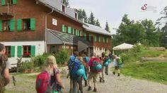 Video Schwarzenberghütte