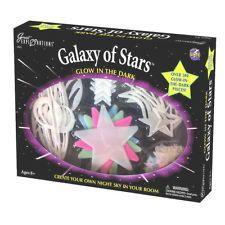 300+pcs GLOW IN THE DARK GALAXY OF STARS WALL STICKERS ROOM DECOR kids gift