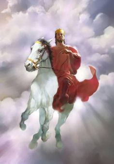 """Prophecy Yeshua (Jesus) 2nd Coming - Zechariah 12:10 (Old Testament) """"And I will pour upon the house of David, & upon the inhabitants of Jerusalem, the spirit of grace & of supplications: and they shall look upon me whom they have pierced, and they shall mourn for him, as one mourneth for his only son..."""""""