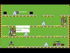 Impossible Mission (C64)  This game was freaking hard, we thought it was impossible back in the day, LOL!