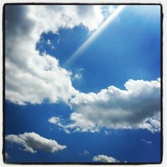 white & blue Clouds, Nature, Blue, Outdoor, Outdoors, Naturaleza, Outdoor Games, Nature Illustration, The Great Outdoors