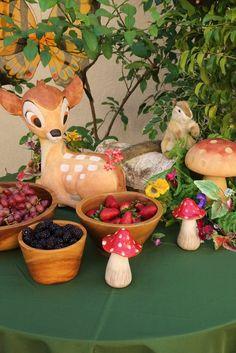 Bambi/ Woodland Baby Shower Party Ideas | Photo 2 of 27