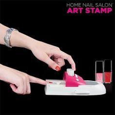 Máquina Decora Uñas Art Stamp