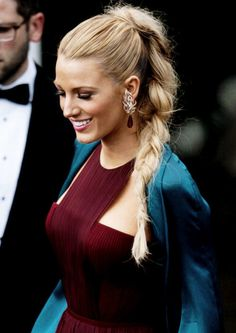I love Blake Lively. She makes me feel like my hooded eyes are beautiful.